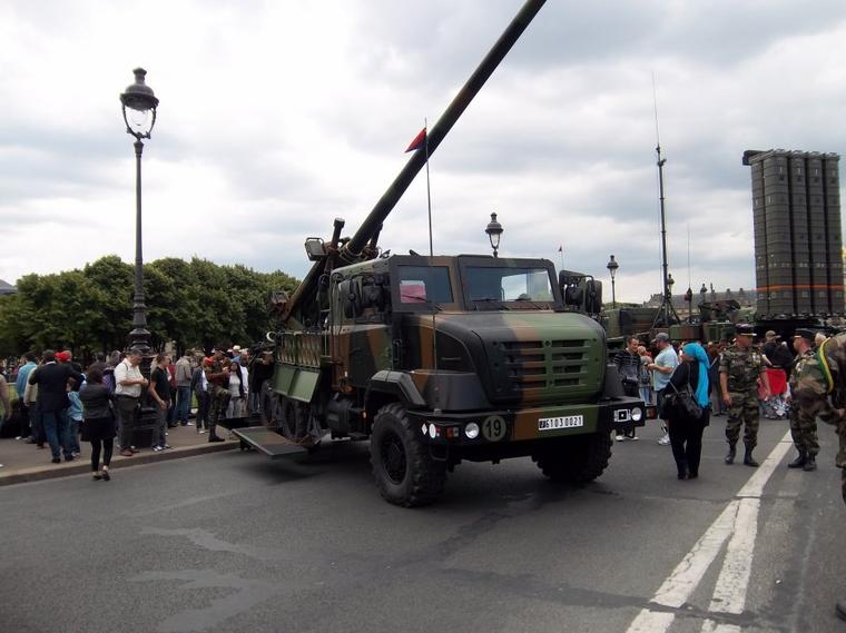 PHOTOS PRISES AUX INVALIDES