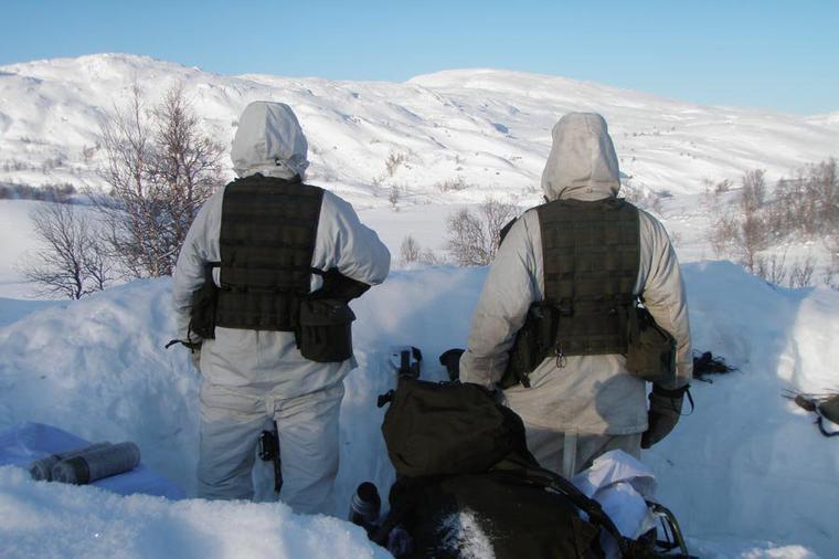 LE NATO COLD REPONSE 2012
