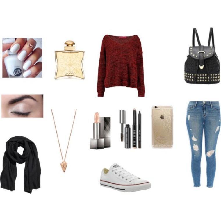 4 tenues pour l'automne