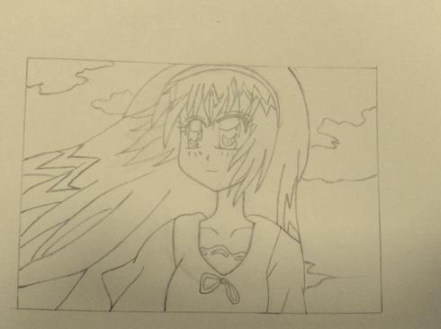 Mon dessin et l'original 3