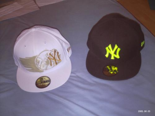 mes casquettes new era 59 fifty