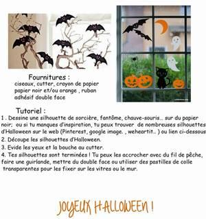 silhouettes d'halloween 💙