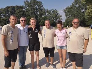 Marseillaise 2018 1 ièr partie au terrain 366 à l hippodrome