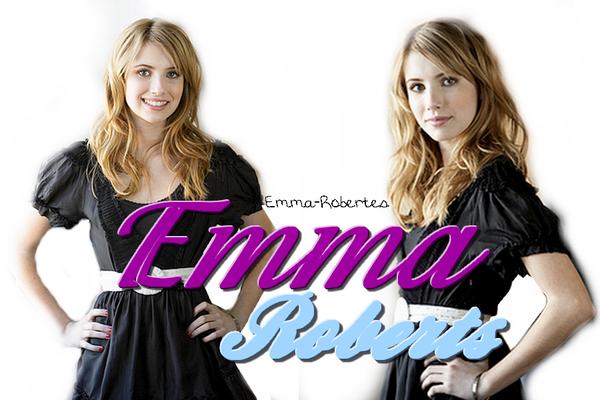 Emma-Robertes , ta Nouvelle source sur Emma'nouche ♥