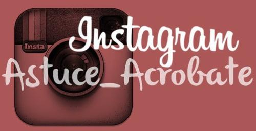 Viens vite découvrir mon Instagram !