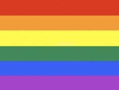 Drapeau de la communauté LGBT