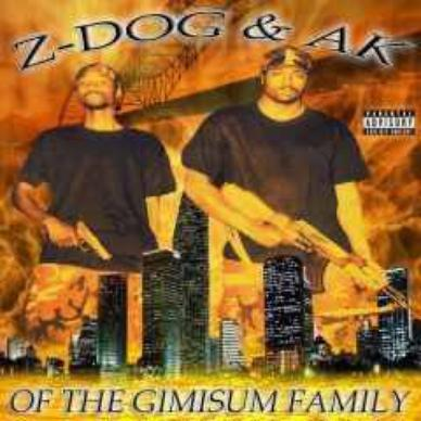 Z-Dog & AK - Solo Tape