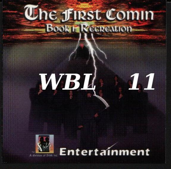 The First Comin - Book 1 : Recreation