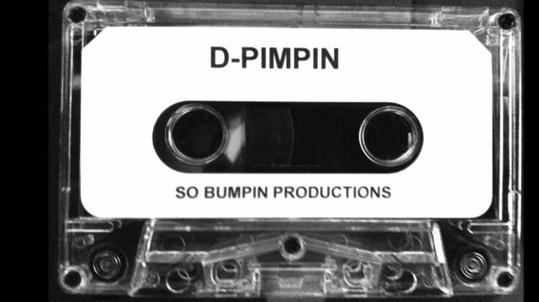 D-Pimpin - Solo Tape