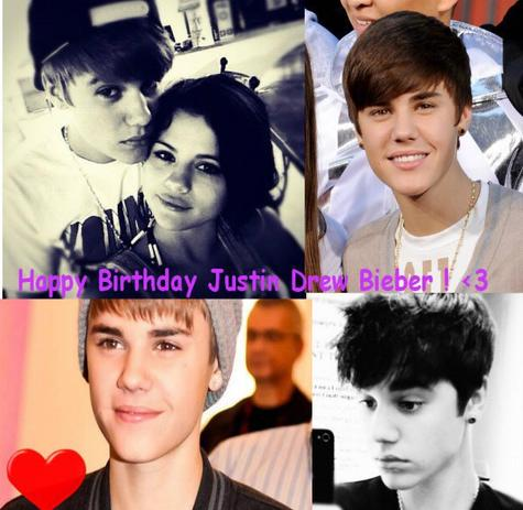Happy Birthday Bieber ! :)