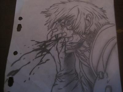 Mon premiers vrais dessin ^^