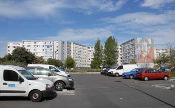Les   Francs   Moisins ,  Bel  Air .              Saint-DenisSeine     St Denis (93)