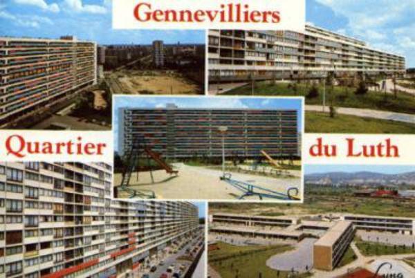 Le         Luth      .          Gennevilliers     .      Hauts   de   Seine (92)