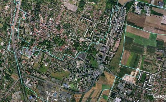 Derrière les Murs de Monseigneur        .       Villiers-le-Bel       .          Val d'Oise   (95)
