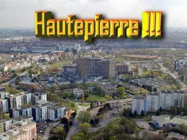 Hautepierre          .      Strasbourg               .              Bas Rhin                   (67)