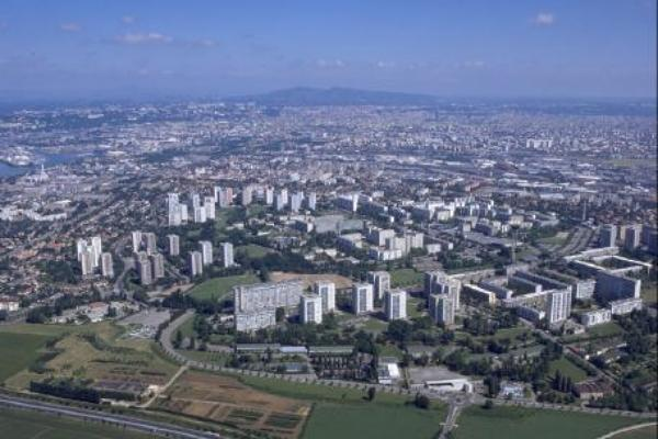 Les            Minguettes         .              Vénissieux     .     Rhône        (69)