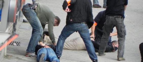 Une BNP attaquée à l'explosif à Nanterre