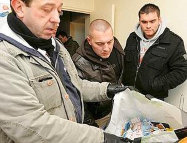 Aulnay-sous-Bois : saisie de cannabis, d'héroîne et de cocaïne