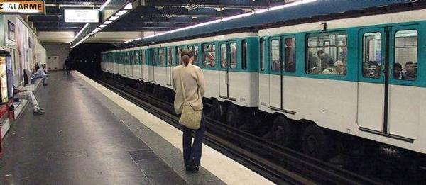 Fusillade                      dans                             le               métro                parisien