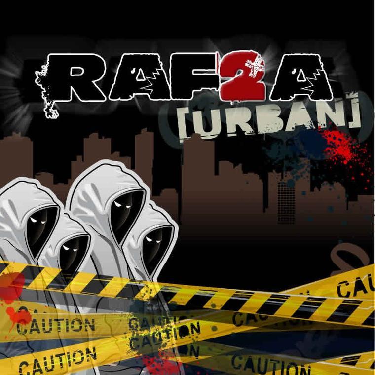 --RaF2A-- Cover de leur 1ere mixtape en prépa