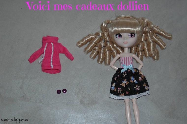 Mes Cadeaux de Noël Dollien 2013