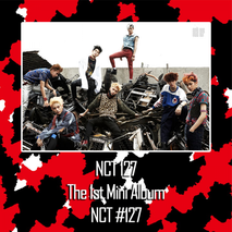 """► L'Album """"NCT#127"""" des NCT U/127 (2016) ◄"""