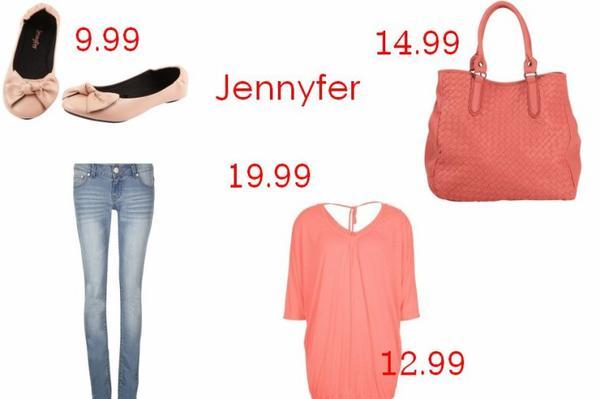 Look 25 : Jennyfer
