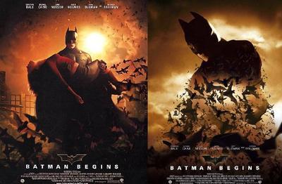 2005 : Batman Begins
