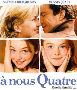 1998 : À nous quatre