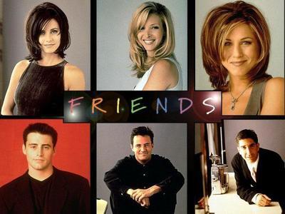 1994 - 2004 : F.R.I.E.N.D.S