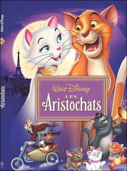 1970 : Les Aristochats
