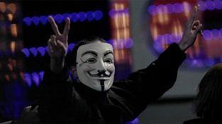 !Les Anonymous aux Oscars!