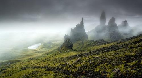 Les plus beaux paysages d'Ecosse