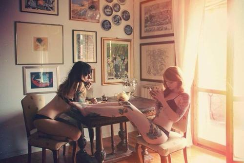 Gogo Blackwater et Julie Kennedy