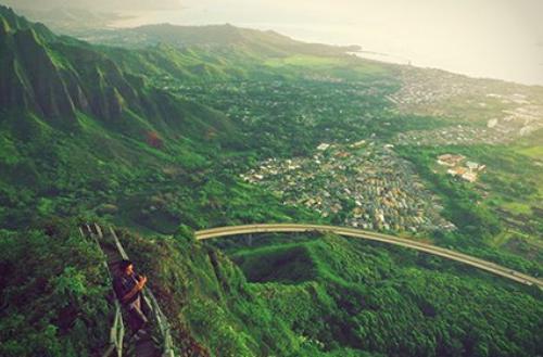 Les plus beaux chemins du Monde
