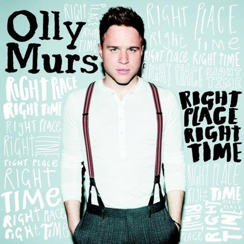 Olly Murs - Right Place Right Time / Hey You Beautiful (2012)