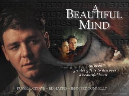 A Beautiful Mind / A Kaleidoscope of Mathematics - James Horner (2001)