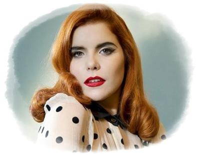 A double face : Paloma Faith