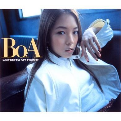 """""""Listen to my heart"""" : Hé oui la chanteuse sort également un autre premier album, mais JAPONAIS !!!! :)"""