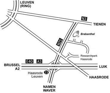 De BRABANTHAL te Leuven - Nieuwe TT-accomodatie voor de V.v.N.K.- C.O.M Show.