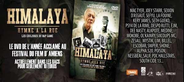 GROSSE PERFORMANCE DANS LE DVD HYMNE A LA RUE DISPONIBLE PARTOUT POUR 10 EUROS