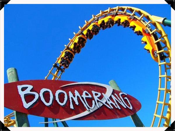Boomerang (Wild Adventures) .