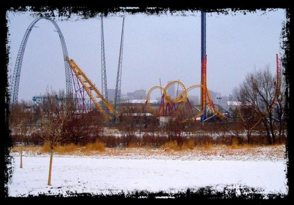 Boomerang (Elitch Gardens) .