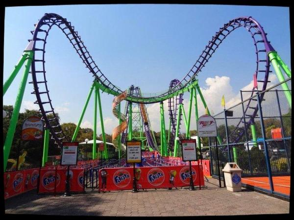 Boomerang (Six Flags Mexico) .