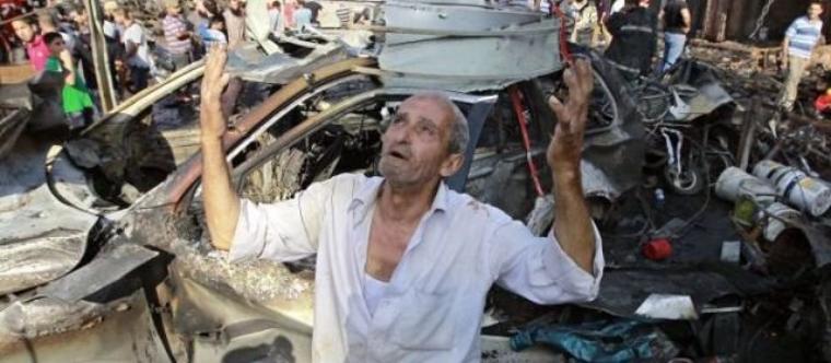 Syrie : la poudrière menace toute la région - leparisien.fr