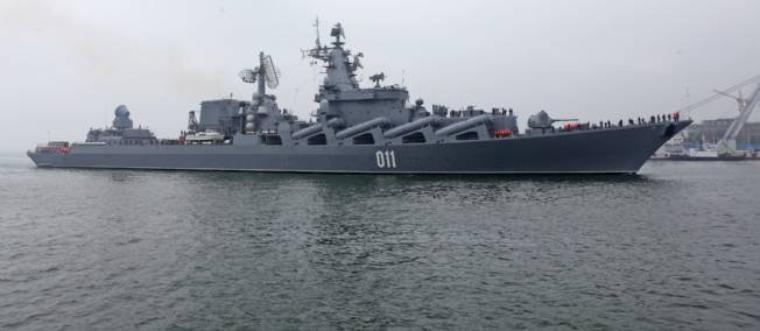 Syrie : la Russie montre ses muscles en Méditerranée - lepoint.fr