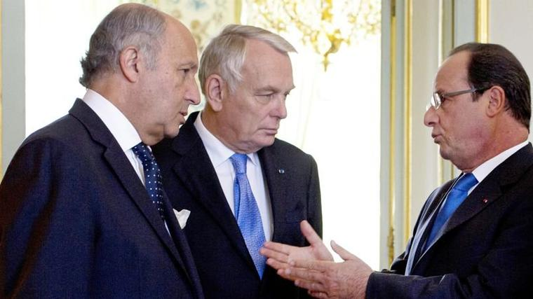 Syrie, retraites: Hollande et Ayrault passent à l'offensive - lefigaro.fr