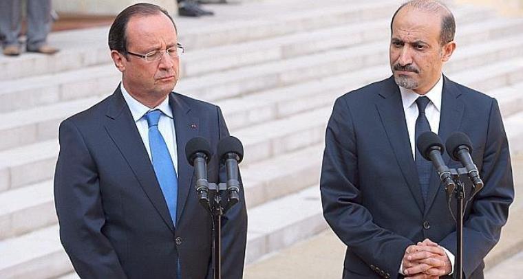 """Syrie : plus modéré, François Hollande insiste pour une """"solution politique"""" - lemonde.fr"""
