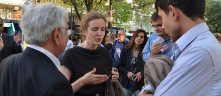 Municipales à Paris : NKM persiste et signe sur la hausse des impôts - leparisien.fr