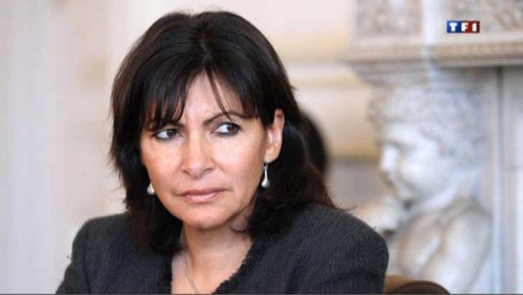 Municipales : à son tour, Hidalgo promet de ne pas augmenter les impôts des Parisiens - lci.tf1.fr